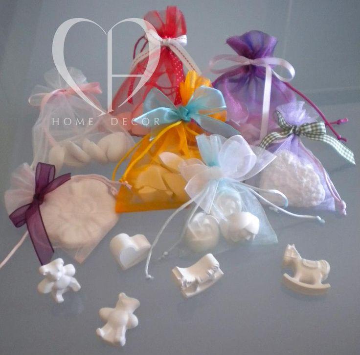 nuove forme e nuove confezioniper bomboniere o profumatissimi regali!