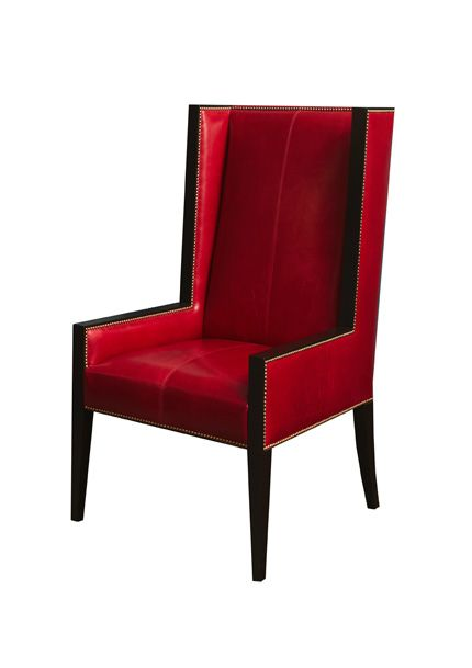 Martinique Chair designed by Erinn Valencich, contestant on NBC's American Dream Builders hosted by Nate Berkus
