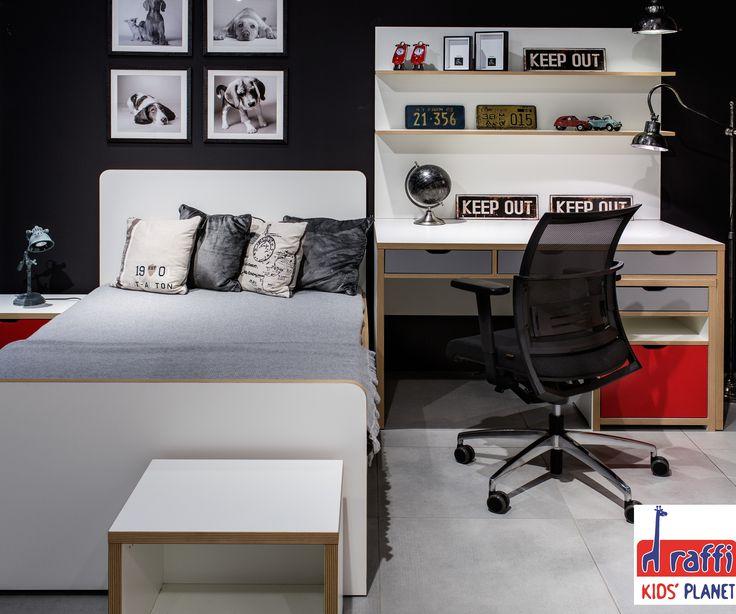 Pokój nastolatka / teen room Raffi Gant