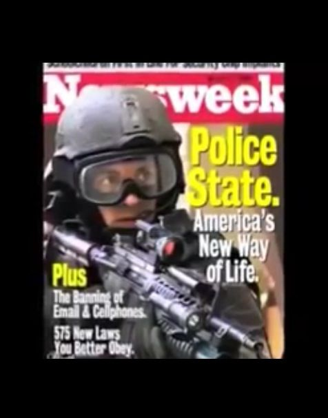 Police state america s new way of life politics amp society pinter
