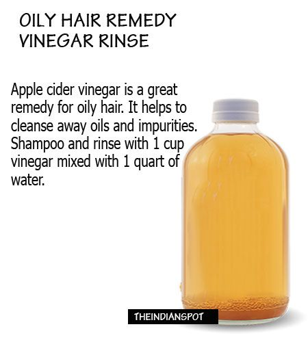 top home remedies to treat Oily Scalp
