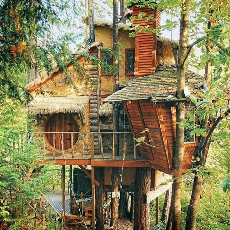 "2,467 Likes, 41 Comments - Boho Style  (@bohostyle) on Instagram: ""Dream treehouse    """