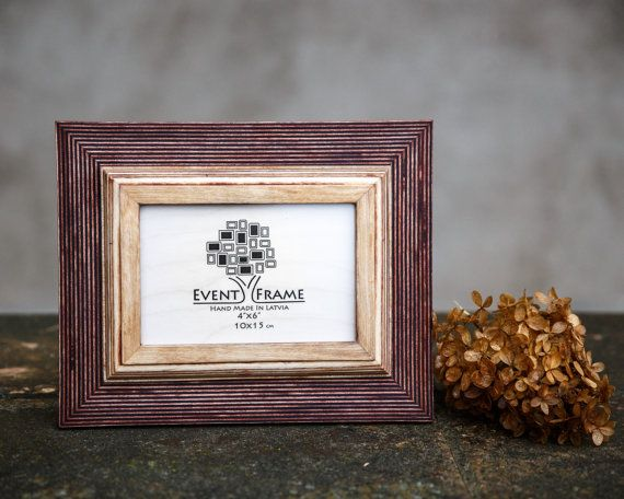 4x6 Picture Frame Distressed Frames Style for by EventFrame