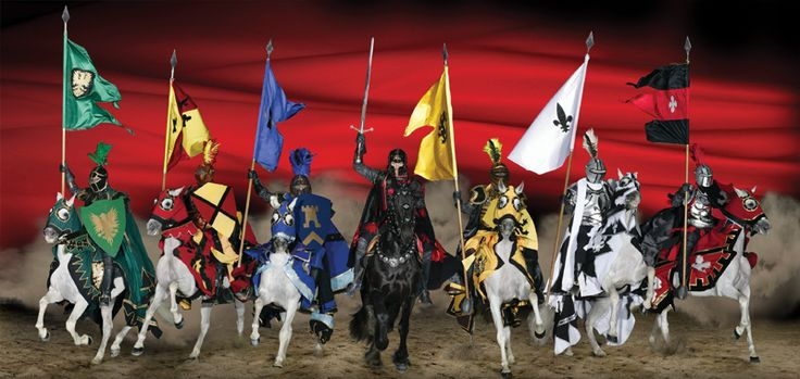 Inside the stone walls of the 11th century-style castle, Medieval Spain comes to life as six knights, donning authentic armor, clash in a jousting tournament for the title of King's Champion. Medieval Times is the ultimate family or group dinner show! Visit www.xplorela.com