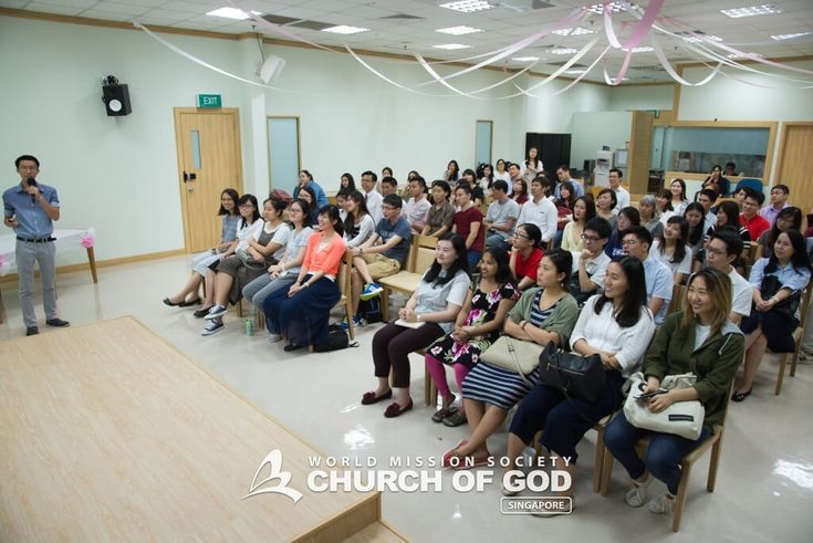 """The World Mission Society Church of God organised a bible seminar under the theme """"Heaven and Passover"""" to share the truth of the New Covenant Passover, the way to eternal life."""