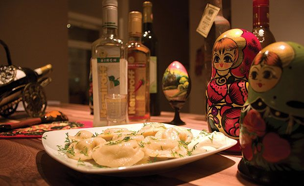 Matrëshka: soul-warming Soviet grub - EXBERLINER.com