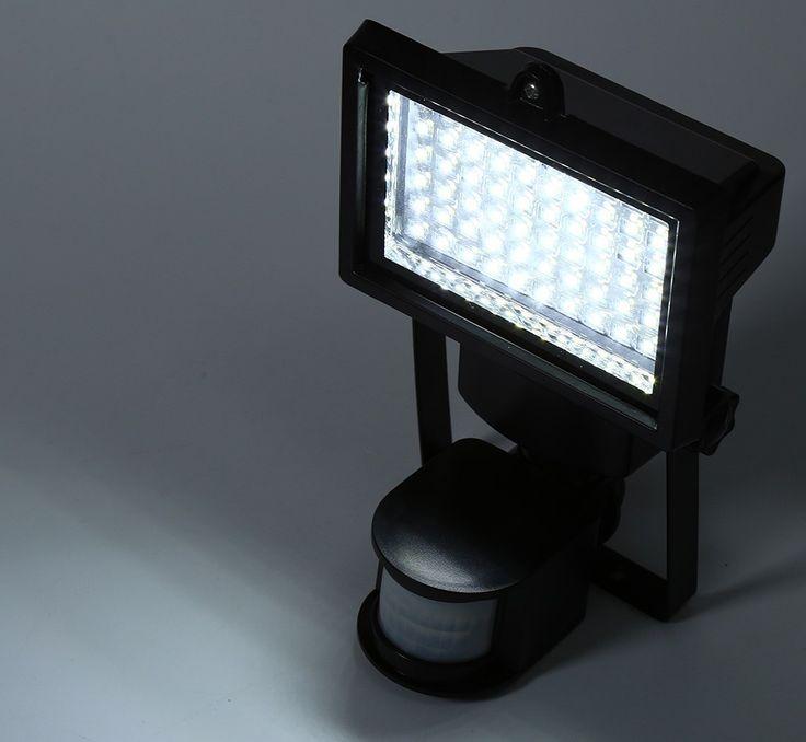 60 LED Solar Motion Light