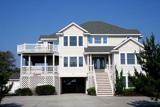 beach house rentals - Outer Banks NC - Jumping Jack Splash ~ Whalehead Beach ~ OBX Rentals - sleeps 22