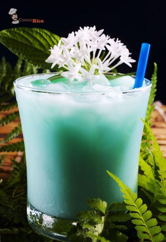 Este coctel te sorprenderá por su versatilidad y exquisito sabor: #Firecracker.