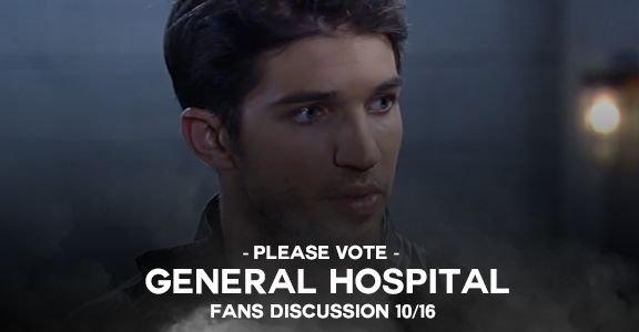 DISCUSSION: 'General Hospital' Will you miss Morgan on the show?   DISCUSSION: 'General Hospital' Will you miss Morgan on the show?  Let us know what you think?. Morgan has now exited GH - Will you miss him? or Not!  Leave your comments in the thread at the end of this page  Scroll down below this post to (Leave your Comment/Vote/Review) (here)  Participate in our discussion by scrolling down to the end of this post.  How to use our threads? (Read This)  Type your preferred comment / your…