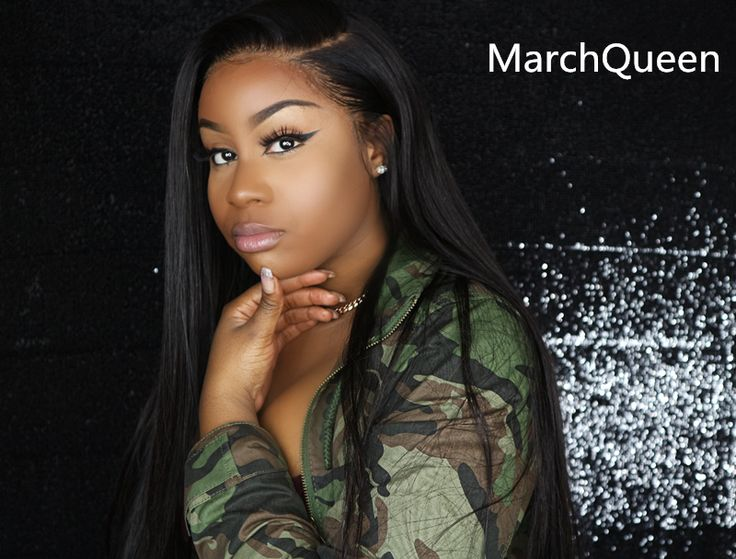 2017 Hot Selling! Virgin Brazilian Hair 3 Bundles with Frontal Closure, Straight Virgin Hair with Closure Lace Frontal Free Part, Brazilian Remy Hair Shops, Marchqueen 13x4 Lace Frontal Closure with 3 Bundles of Brazilian Straight Hair Natural Color 1b# #hair #hairstyles