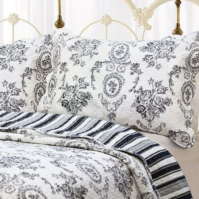 French Medallion Sham | Wayfair.ca