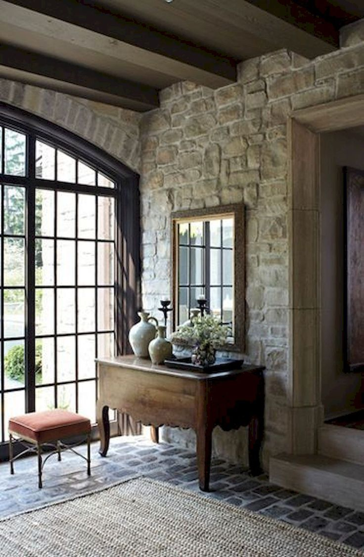 Beautiful French Country Living Room Ideas (74)