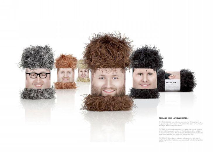 好きな毛糸の色よりも、好みの顔で選んでしまいそうな毛糸のパッケージ『Rellana Wool』