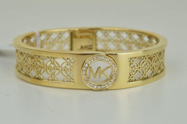 Michael Kors Armband Gold MKJ4270710 Gold Armreif Bracelet