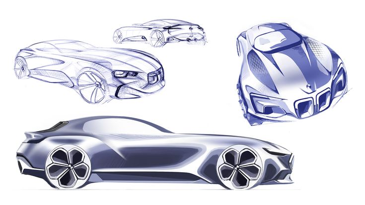 BMW next GT Concept on Behance
