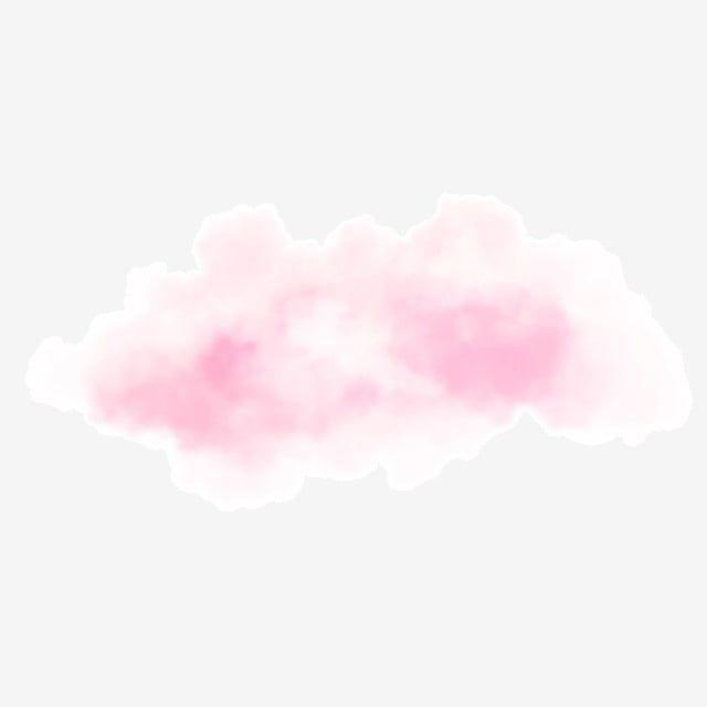 A Pink Cloud Pattern Png And Psd Di 2020 Latar Belakang Gambar