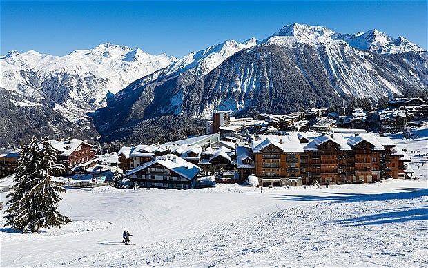 Courchevel, Alpes, France
