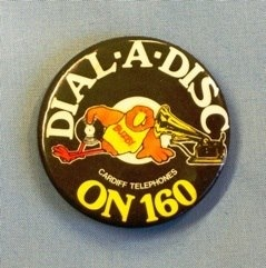 Dial a Disc UK 1970s call 160 to hear a hit song for the price of a local call. Song changed once a week.