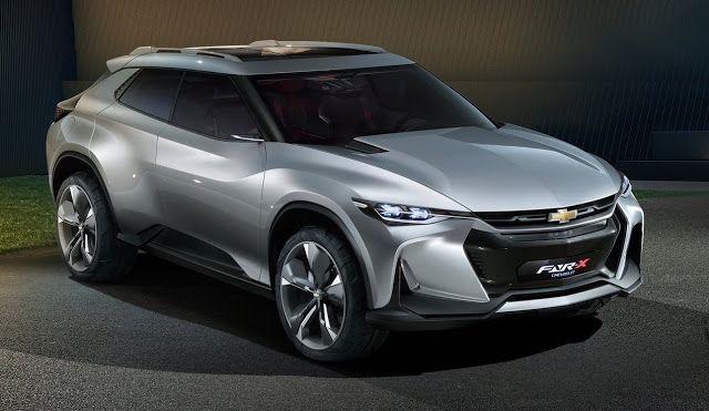 LA GAZETTE AUTOMOBILE: CHEVROLET FNR-X CONCEPT : Crossover Camaro ?