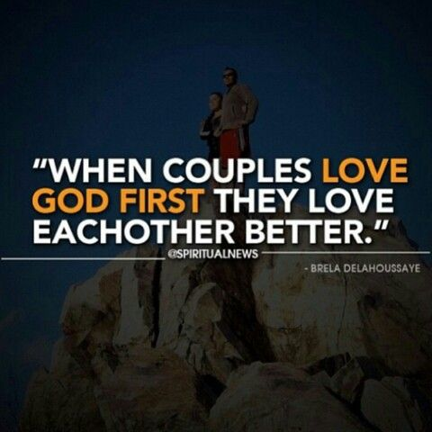 Love . God. Couples. Quotes
