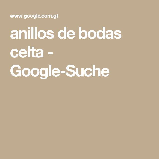 anillos de bodas celta - Google-Suche