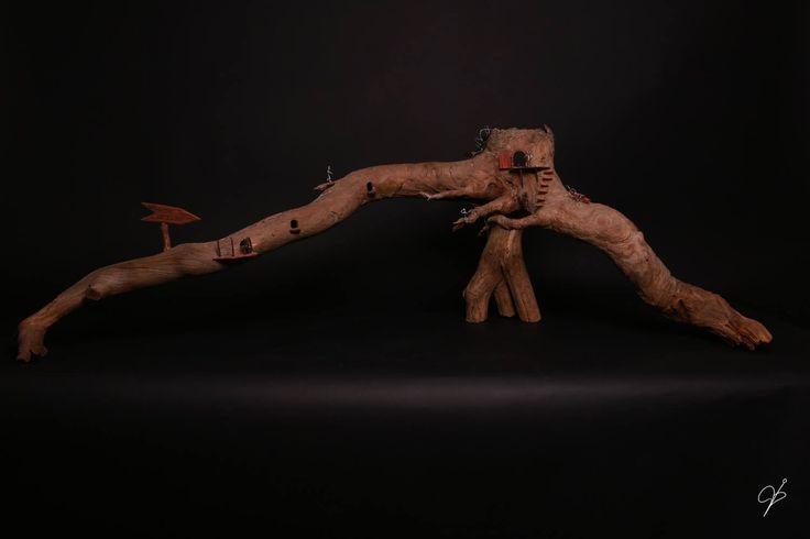 sculpture : Monde des Fourmis
