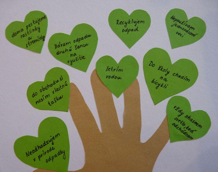 Deň Zeme - aktivity pre deti
