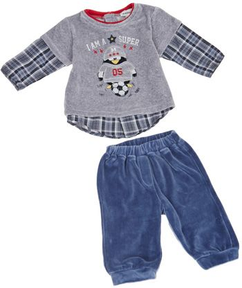 Βρεφικό σετ Marasil για αγόρι με μπλούζα και παντελονάκι βελουτέ με 19,95€ και Δωρέαν Μεταφορικά https://www.e-offers.gr/417-vrefiko-set-marasil-gia-agori-me-mplouza-kai-pantelonaki-veloute-me-19-95-euro-kai-dorean-metaforika.html