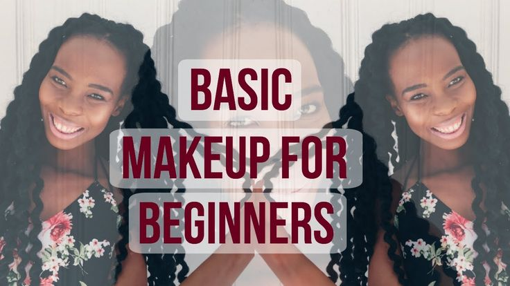 Basic MakeUp For Beginners/Natural Glow
