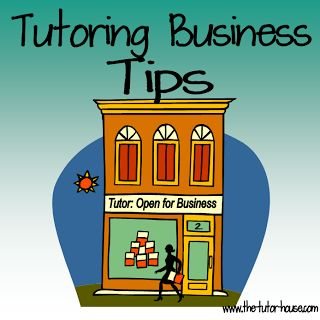 Tips for starting your own tutoring business