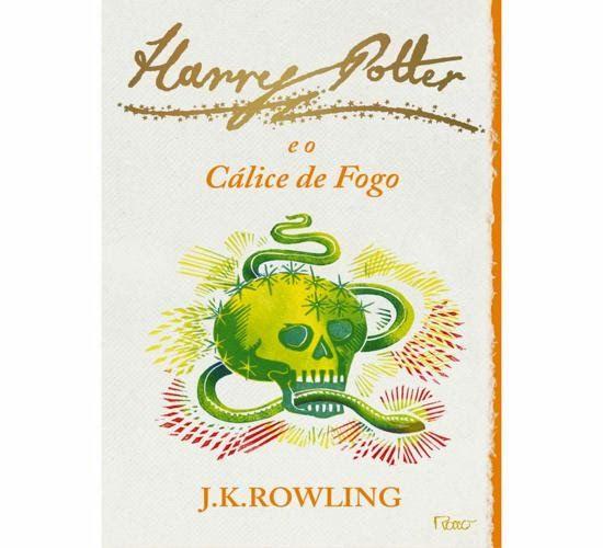 Harry Potter e o Cálice de Fogo de J.K. Rowling