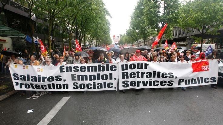 Retraite des fonctionnaires: les syndicats annoncent déjà une grève...