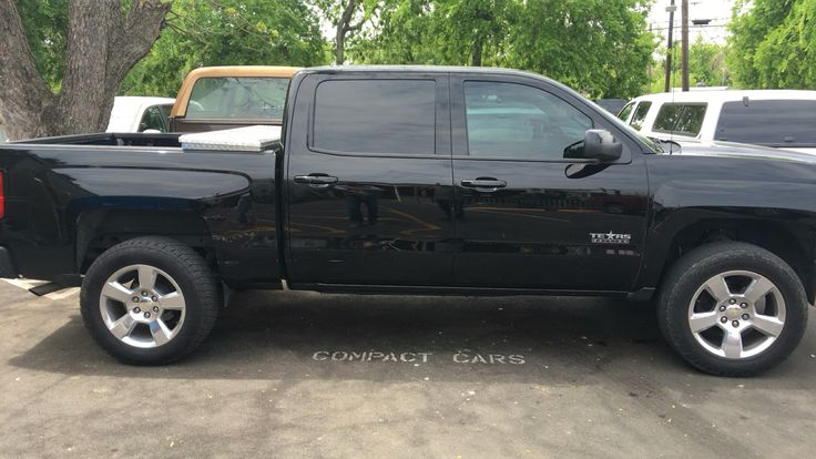 2014 Chevy Silverado Texas Edition