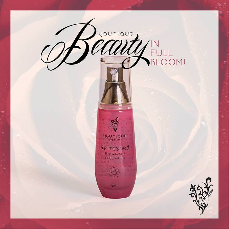 16 Best Younique S Refreshed Rose Water Images On