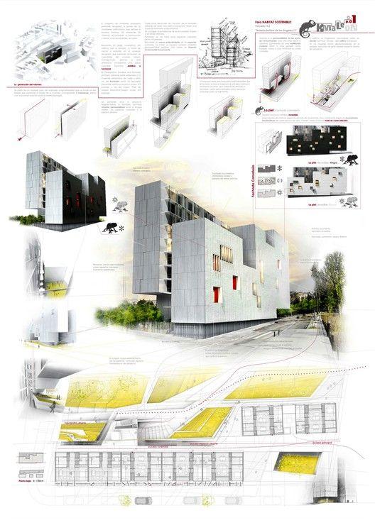 Kmalaeon: Conjunto de Viviendas / GEA Arquitectos,Cortesía de GEA Arquitectos Más