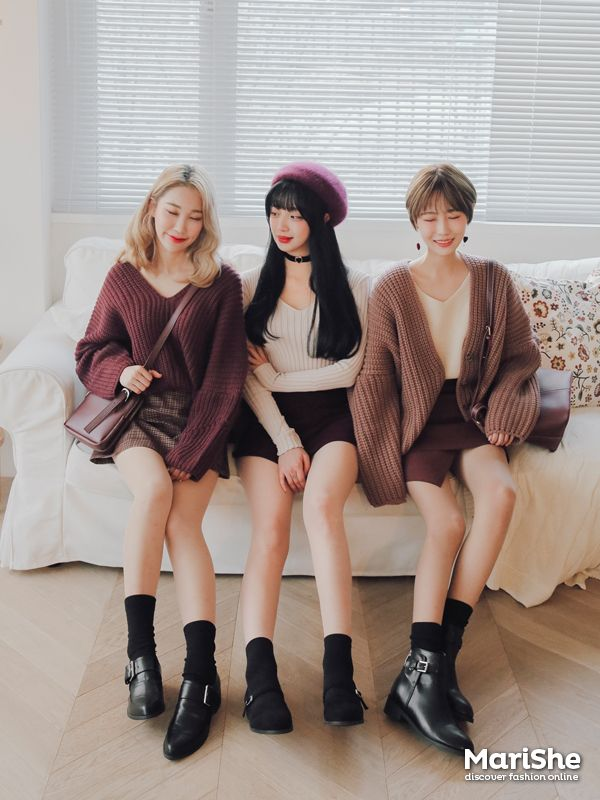 Korean Fashion Pinterest