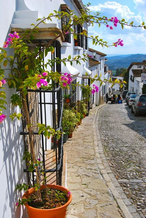 Andalucía's White Towns: Jimena de la Frontera. http://www.costatropicalevents.com/en/costa-tropical-events/andalusia/welcome.html