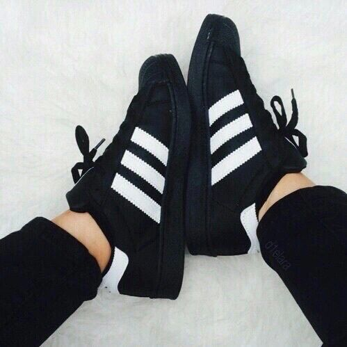 Cheap Adidas Black Superstar Foundation Shoes Cheap Adidas AU