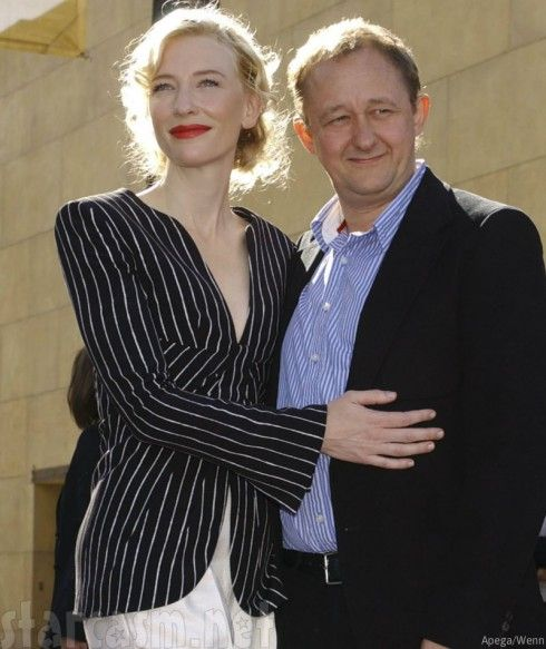 Cate Blanchett Husband Andrew Upton  Life and wife goals, tbh