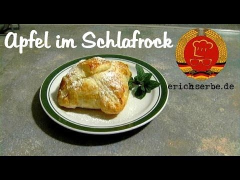 Apfel im Schlafrock - Essen in der DDR: Koch- und Backrezepte für ostdeutsche Gerichte | Erichs kulinarisches Erbe