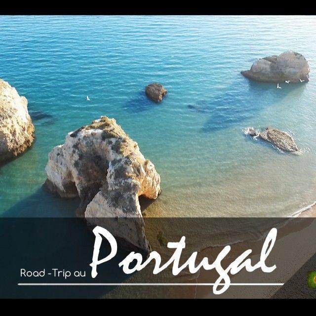 vidéo: Road trip au Portugal | Via La Route à Deux Blog | 3705/2017  Aujourd'hui on vous emmène avec nous sur les routes portugaises pour un road trip  de 4 600 km de bonheur et de soleil  !  Des villages fortifiés de la région des Beiras jusqu'à Porto et la vallée du Douro en passant par Lisbonne, Sintra, les plages de l'Algarve  Bref un petit aperçu des paysages incontournables du Portugal #Potugal