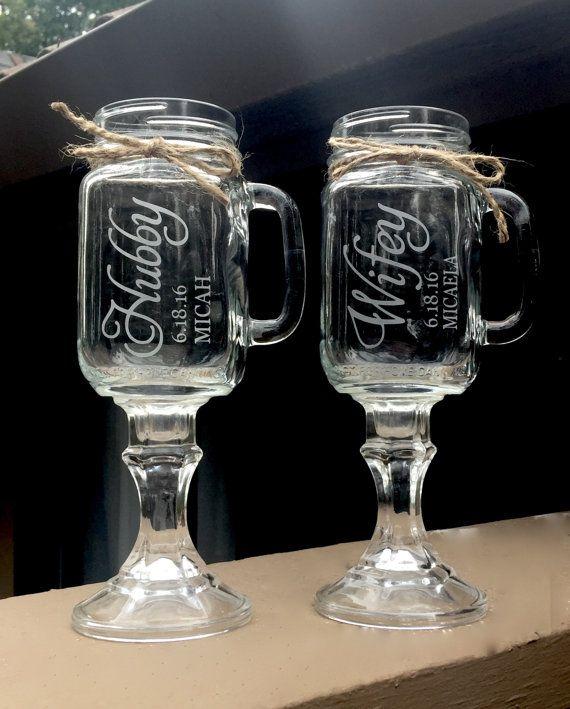 1000 ideas about mason jar wine glass on pinterest mason jar wine personalized mason jars. Black Bedroom Furniture Sets. Home Design Ideas