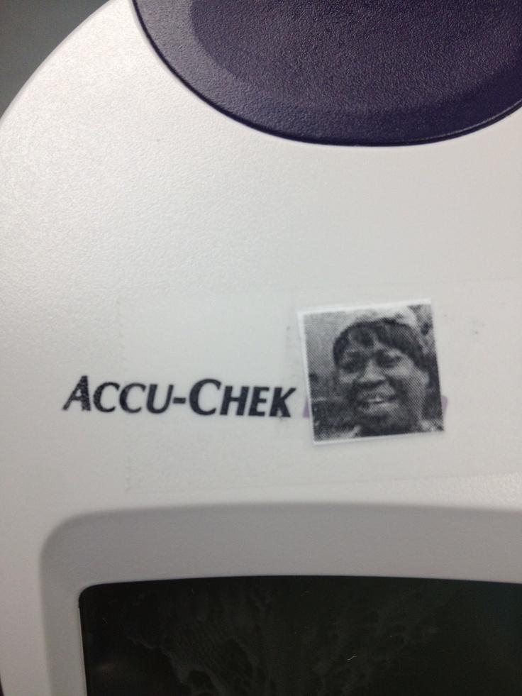 Yes! Our blood sugar machine is sooo slow! Nurses understand #Nursing #humor