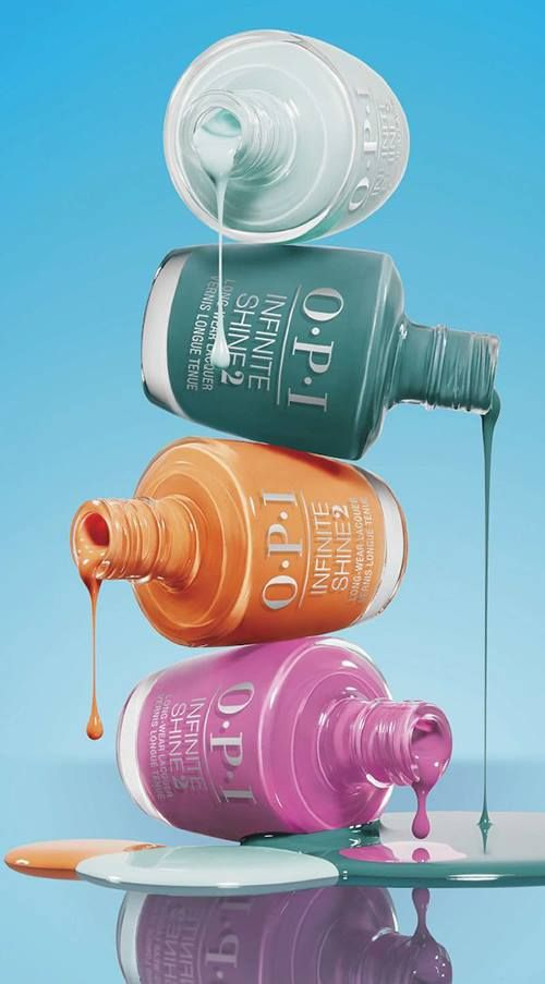 OPI Spring Summer 2017 Fiji Collection