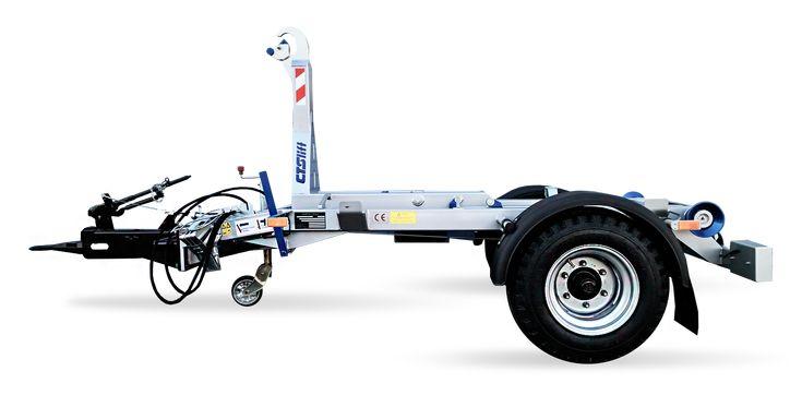 Traktorový návěs TN CTS 03-23-K