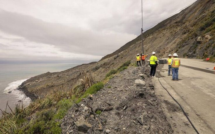 5 things to know about the Highway 1 slide and road closure