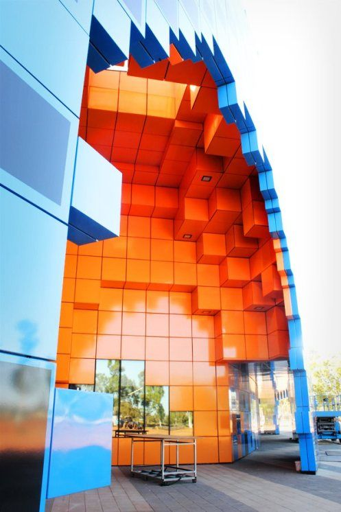 Architectural glass printing. #Architecture #Building
