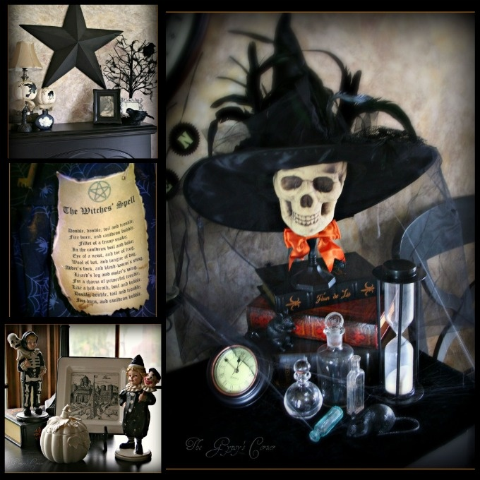 Spooky!: Halloween Halloweendecorations, Holiday, Halloween Decorations, Halloween Display, Halloweendecorations Costumes, Witch Hats, Fall Halloween