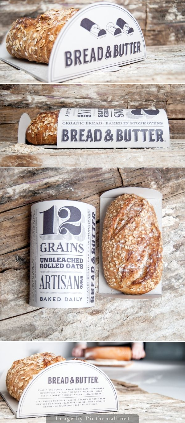Bread Butter | Student Morgan Rose. Inspiration and ideas for bakeries, delis and sandwich shops...